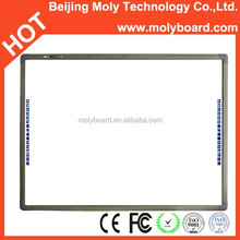 Whiteboard Type and No Folded interactive smart boards with touch screen price wholesale
