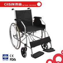 Folding lightweight handicapped mini wheelchair for adult