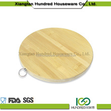 Good quality Round Wooden Cutting Board with Handle