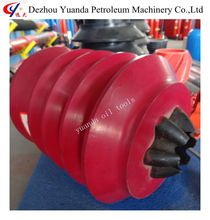 API nitrile rubber Cementing plug bottom and top plugs