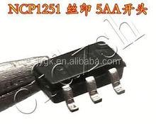 NCP1251 screen printing NCP1251ASN65T1G 5AA opening--HDSDZ