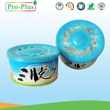 Alibaba china free sample private label Car Air Fresheners wholesale,Gel air freshener container 70g