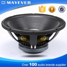 18TBX300 professional 18 inch 600 watts rms active pro box subwoofer boxes pro audio guangzhou manufacturer