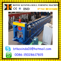 roll forming machine water gutter used gutter machine for sale botou factory made in china