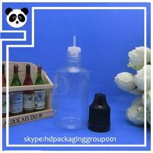Hot sale e- cigarette liquid flavor bottle e-cigarret oil bottle e liquid/juice bottle in stock