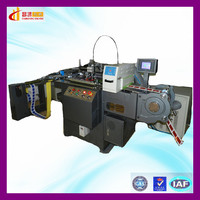 CH-320 Manual Driven Type and label screen printing Machine Type with cylinder