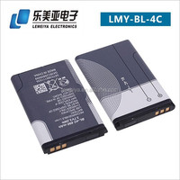Low Price 890mAh Full Capacity Mobile Cellphone Lithium ion Battery BL-4C for Nokia 6066/6088/6100/6101/6102/6103/6131
