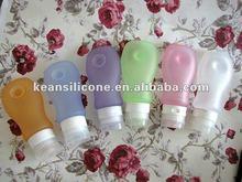 pefume bottle/Packing bottle/silicone bottle holder&carry-on bottle&out door bottle