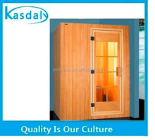 Great quality home steam sauna room with factory price