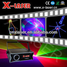 dj disco club party RGB full color 2D plus 3D effects laser light