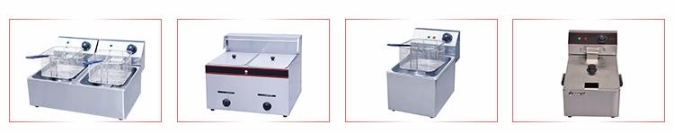 Stainless Steel Commercial Deep Fryer Frying Machine Electric Chicken Fryer Machine