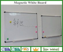 Small Sizes Magnetic Dry Erase Whiteboard for Kids