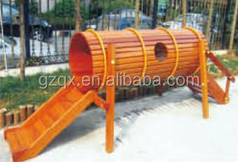 Juegos infantiles de madera para los niños, de jardín de madera ...