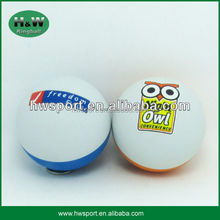promotional rubber hollow bouncy ball