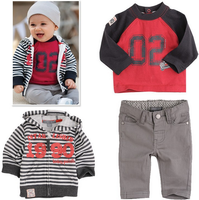Baby Boy Boutique Clothing Sets Boys Hoodies Boy Clothing Set For Winter