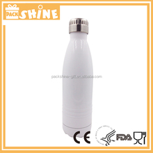 Awesome Vacuum Insulated Cola Shaped Water Bottle Not Sweating