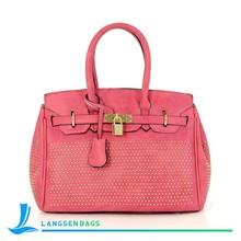 High Design Handbags nubuck Leather Women Bags for women