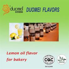 Lemon oil flavor for bakery, flavour and fragrance