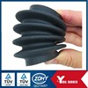 Long Steering Automobile Rubber protective bellow covers, flexible accordion rubber bellow covers