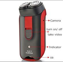 CMOS Sensor and Mini Camera Style hidden cam, Shaver hidden camera PQ143