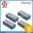 Sinterizado YG8 T10 tipo de metal duro brocas