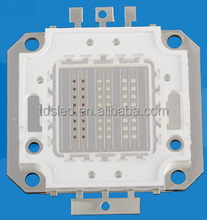 Blue 100W High Power LED 440nm - 445nm - 450nm - 460nm - 470nm For Growing light