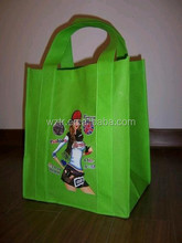 newest laminated nonwoven shopping bag/handbag