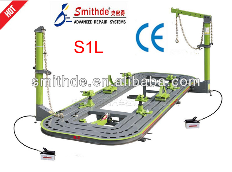 S1l Body Shop Frame Machine,Auto Body Pulling Equipment - Buy Frame ...