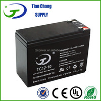 Rechargeable Lead Acid Battery 12v 10ah Batteries for UPS Kids Toy Tools Exide UPS