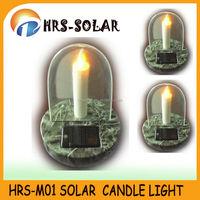 Solar powered cemetery light,energy saving grave light