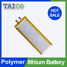 Good performance li-polymer battery 3.7v with 1500mah for power system