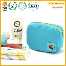 wholesale neoprene cosmetic bag for women