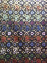Canción brocade top class del precio de fábrica de la tela de seda india