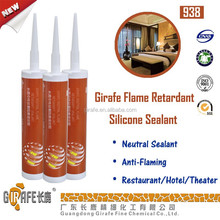 Girafe 938 Heat Resistant Neutral Cure Silicone Sealant