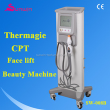 Hi-Tech thermagic no needle RF Beauty System Wrinkle Remover