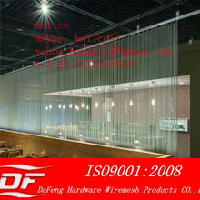 Decorative Wire Mesh:super quality stainless steel, aluminum alloy, brass, copper or other alloy