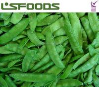 2015 New Crop Frozen pea pods/snow beans/mange tout