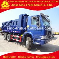 Sinotruk Howo 6*4 dump truck / tipper for sale