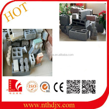 QT4-30 small model concrete block machine with cheap price High production