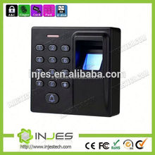 2014 Mini 200 fingerprint capacity offline working software building access control system optional built-in MF card