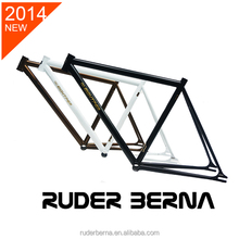 Ruder Berna Eightper Taiwan Made 700C Alpha Bicycle fixed gear frame