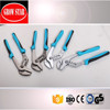 Factory Direct Sale Blue and Black TPR Injection Grip Multi Surface Treatment Water Pump Pliers