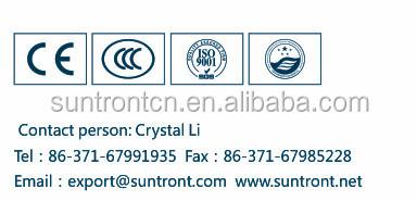 Aluminum Shell Prepaid Nature Gas Meter Manufacturer