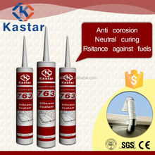 neutral RTV high and low temperature resistant silicone sealant for automotive
