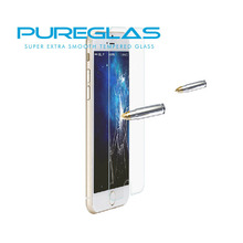 Best price wholesale for apple iphone 6 mobile phones,pureglas glass screen protector