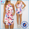 Latest dress design girls digital print dress girls dress