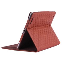 For Ipad 5 PU lambskin Leather Printing Case Universal Flip Leather Cases covers Factory Wholesale
