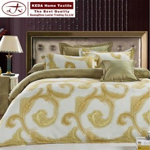 OEM/ODM alibaba factory full fitted bedspreads stitching bed sheet size for sale