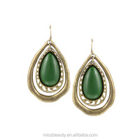 Free Shipping Gold Earrings 2012 New Design