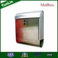 envelope printing about mailbox